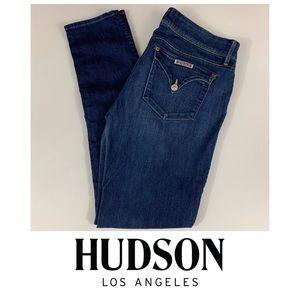 "Hudson ""Collin Flap"" Pocket Skinny Jeans"